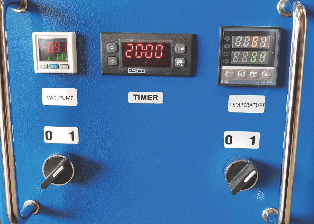 Vacuum Bladder Press Vps3000 Ideal Solution To